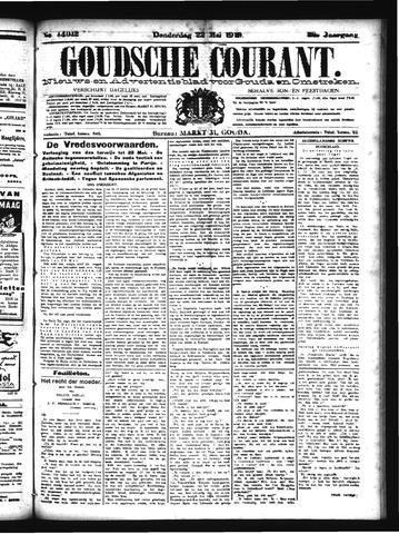 Goudsche Courant 1919-05-22