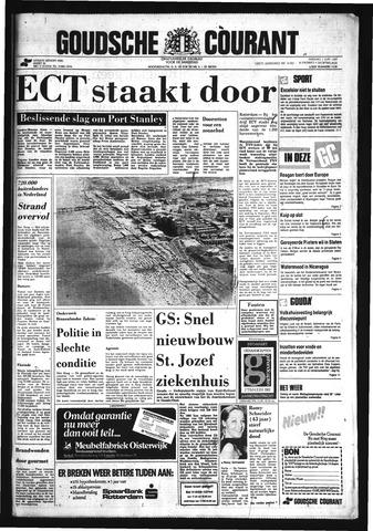 Goudsche Courant 1982-06-01