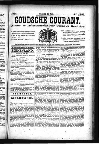 Goudsche Courant 1891-06-15