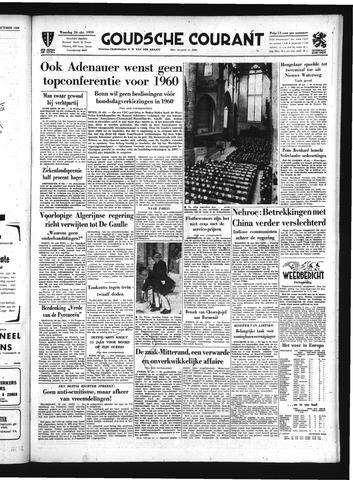 Goudsche Courant 1959-10-26