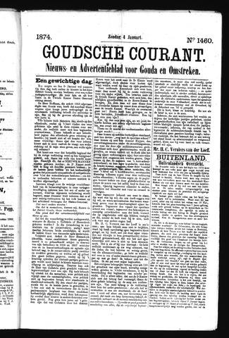 Goudsche Courant 1874-01-04