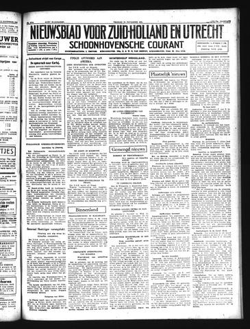 Schoonhovensche Courant 1941-11-14