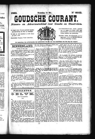 Goudsche Courant 1893-05-24