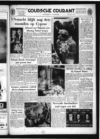 Goudsche Courant 1964-09-26
