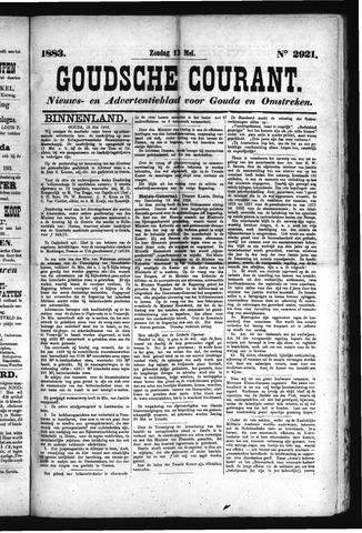Goudsche Courant 1883-05-13
