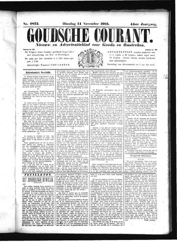 Goudsche Courant 1905-11-14