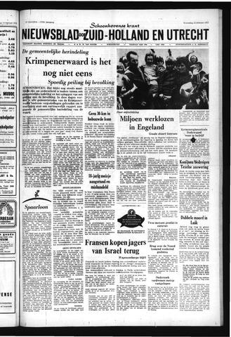 Schoonhovensche Courant 1972-02-16