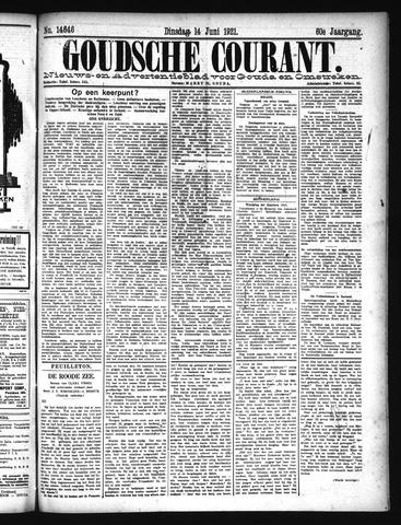 Goudsche Courant 1921-06-14