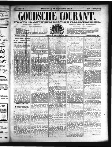 Goudsche Courant 1913-09-18