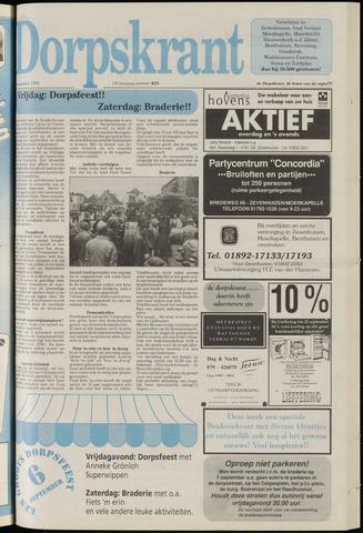 Dorpskrant 1991-09-04