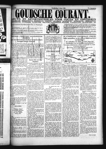 Goudsche Courant 1938-06-09