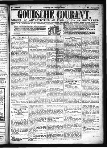 Goudsche Courant 1922-10-20