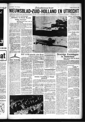 Schoonhovensche Courant 1962-12-28