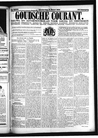 Goudsche Courant 1935-03-21