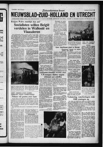 Schoonhovensche Courant 1961-01-16