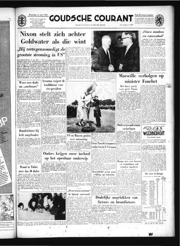 Goudsche Courant 1964-07-15