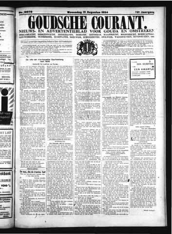 Goudsche Courant 1934-08-15