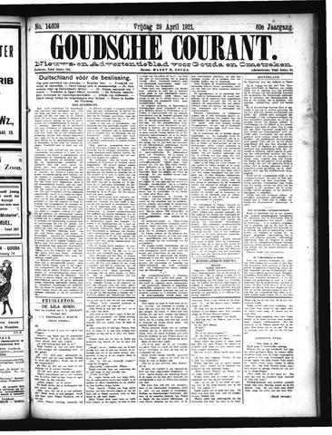 Goudsche Courant 1921-04-29