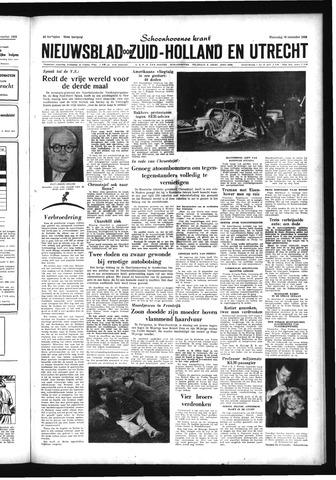 Schoonhovensche Courant 1959-11-18