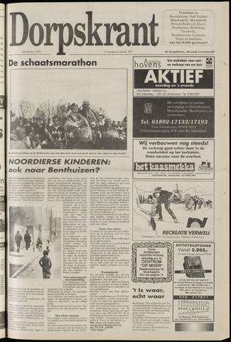 Dorpskrant 1991-02-20