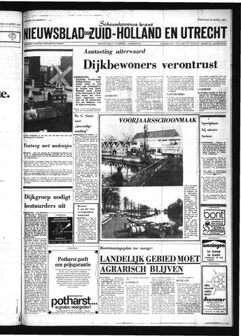 Schoonhovensche Courant 1975-04-18