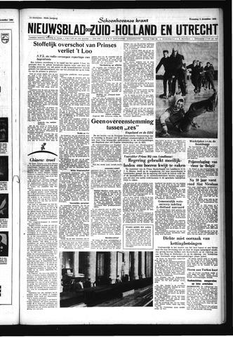 Schoonhovensche Courant 1962-12-05