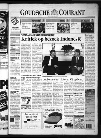 Goudsche Courant 1994-01-05