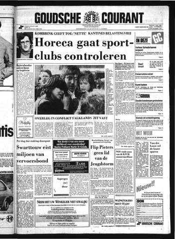 Goudsche Courant 1982-05-07