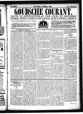 Goudsche Courant 1925-10-07
