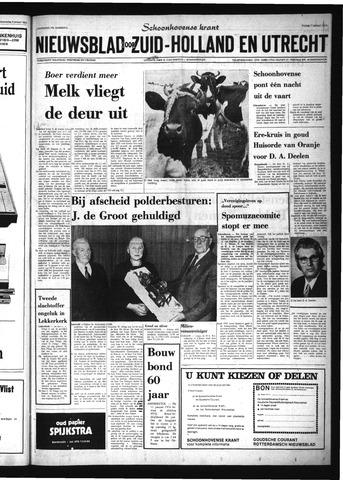 Schoonhovensche Courant 1974-01-11