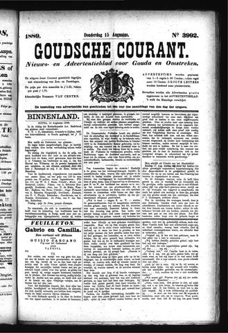 Goudsche Courant 1889-08-15