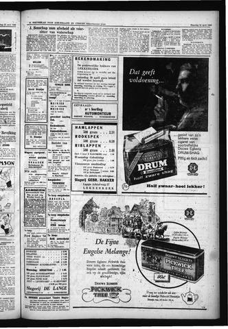 Schoonhovensche Courant 1960-05-01