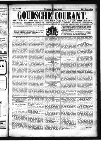 Goudsche Courant 1927-06-21