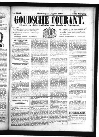 Goudsche Courant 1903-01-14