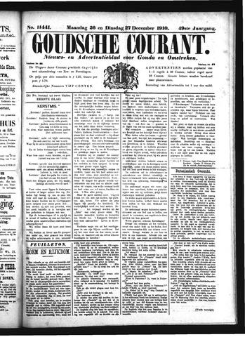 Goudsche Courant 1910-12-27