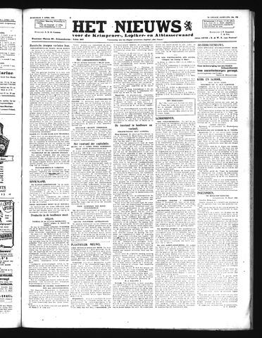 Schoonhovensche Courant 1946-04-03