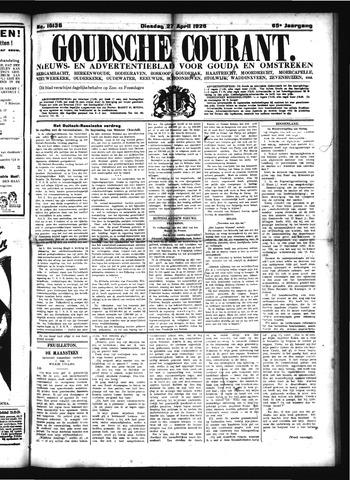 Goudsche Courant 1926-04-27