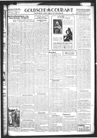 Goudsche Courant 1944-07-31