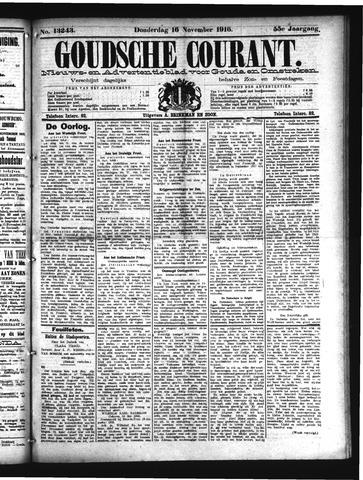 Goudsche Courant 1916-11-16