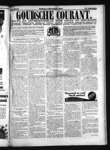 Goudsche Courant 1934-11-02