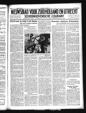 Schoonhovensche Courant 1941-10-06