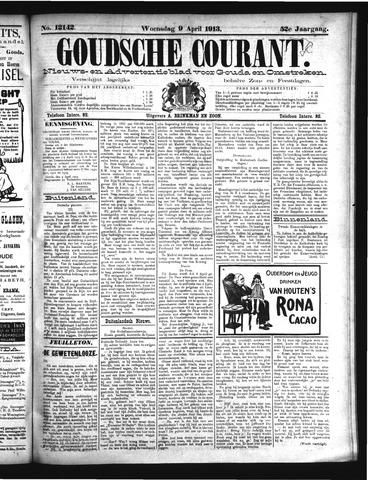 Goudsche Courant 1913-04-09
