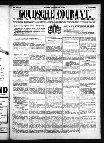 Goudsche Courant 1933-01-13