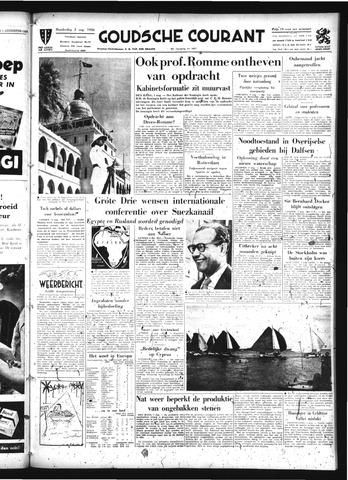 Goudsche Courant 1956-08-02