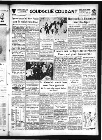 Goudsche Courant 1956-12-05