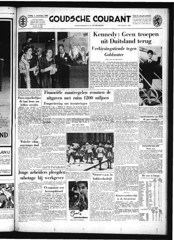 Goudsche Courant 1963-11-01