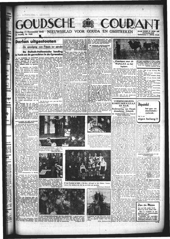 Goudsche Courant 1942-11-17