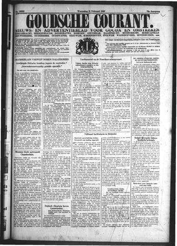 Goudsche Courant 1940-02-21