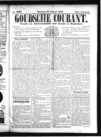 Goudsche Courant 1906-01-22