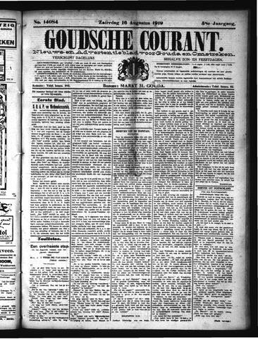 Goudsche Courant 1919-08-16